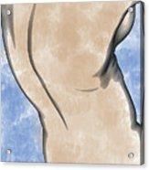 A Torso Acrylic Print