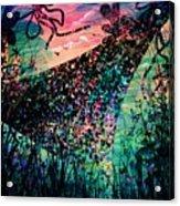 A Tropical Dream Acrylic Print