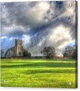 A Typical Brit Landscape Acrylic Print