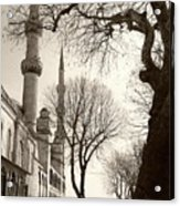 A View From Blue Mosque Acrylic Print