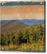 Equinox Mountain, Vermont.             Acrylic Print