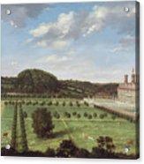 A View Of Bayhall - Pembury Acrylic Print