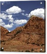 A View With Some Room Acrylic Print