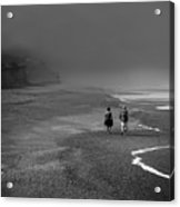 A Walk Acrylic Print