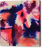 A Walk On The Wild Side Acrylic Print