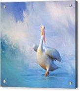 A Walk On Water Acrylic Print