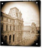 A Walk Through Paris 20 Acrylic Print