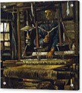 A Weavers Cottage Acrylic Print