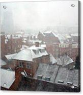 A Winters Tale Acrylic Print