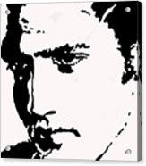 A Young Elvis Acrylic Print