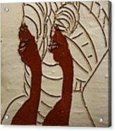 Abakyala - Women - Tile Acrylic Print