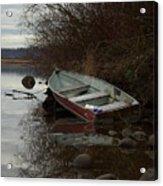 Abandoned Boat Acrylic Print