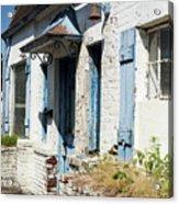 Abandoned Cottage Acrylic Print