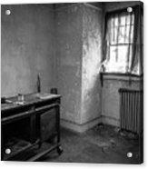 Abandoned House Wilson Nc 0012 Acrylic Print