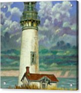 Abandoned Lighthouse Acrylic Print