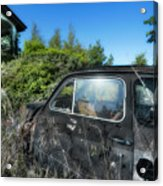 Abandoned Vehicles - Veicoli Abbandonati  2 Acrylic Print