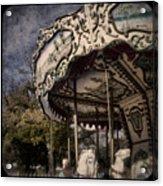 Abandoned Wonder Acrylic Print by Andrew Paranavitana