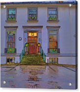 Abbey Road Recording Studios Acrylic Print by Chris Thaxter