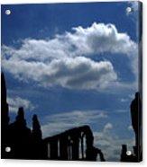 Abbey Skyline Acrylic Print