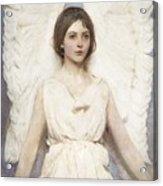 Abbott Handerson Thayer - Angel Acrylic Print