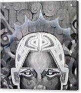 Abcd Acrylic Print