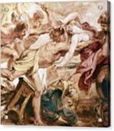 Abduction Of Hippodamia Acrylic Print