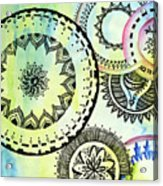Abi03 Acrylic Print