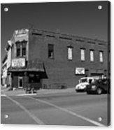 Abilene, Kansas - Cedar And 3rd II Acrylic Print