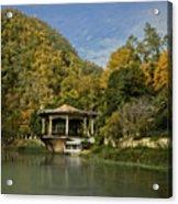Abkhazia, New Athos Acrylic Print