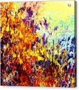 Ablaze Acrylic Print