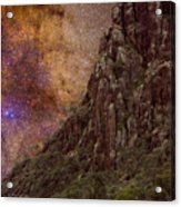 Aboriginal Dreamtime Acrylic Print