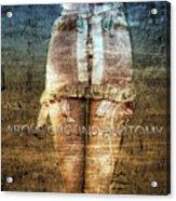 Above Ground Anatomy  Acrylic Print