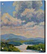 Above Lake Burton Acrylic Print