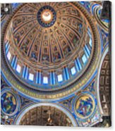 Above Saint Peters Acrylic Print