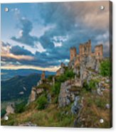 The Last Stronghold, Italy  Acrylic Print