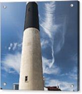 Absecon Lighthouse 2 - Atlantic City Acrylic Print