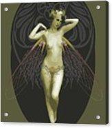 Absinthe Fairy  Acrylic Print