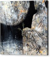 Absolutelly Fantastic Humanity Portret By Master Kloska Large Size Cosmic Garden Wow Acrylic Print