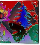 Absract Acrylic Print
