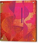 Abstraction 1 Acrylic Print