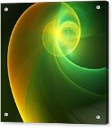 Abstrac3 080210 Acrylic Print
