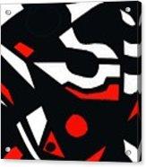 Abstrac7-30-09 Acrylic Print