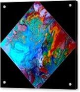 Abstract - Evolution Series 1012 Acrylic Print