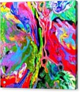 Abstract - Rebirth Series - Eva's Dream Acrylic Print