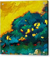 Abstract 01 Acrylic Print