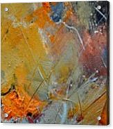 Abstract 015011 Acrylic Print
