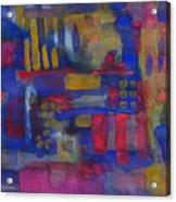 Abstract 03 Acrylic Print