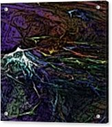 Abstract 030211 Acrylic Print