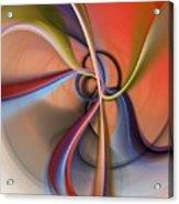 Abstract 0414111 Acrylic Print
