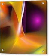 Abstract 052411b Acrylic Print
